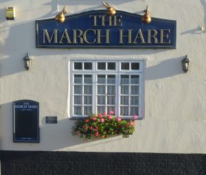The March Hare Dunton